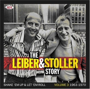 The Leiber & Stoller Story, Vol. 3: Shake 'Em Up & Let 'Em Roll 1962-1969 album cover