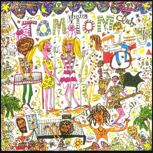 Tom Tom Club album cover