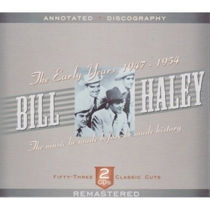 Early Years 1947-1954 album cover