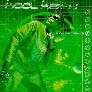 Black Elvis / Lost In Space album cover