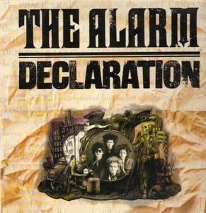 Declaration album cover