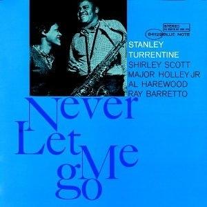 Never Let Me Go album cover