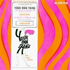 Your Own Thing (Original Cast Recording) album cover