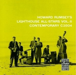 Howard Rumsey's Lighthouse All-Stars Vol.6 album cover