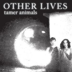 Tamer Animals album cover