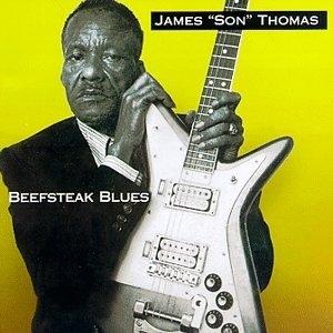 Beefsteak Blues album cover