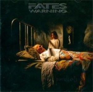 Parallels album cover