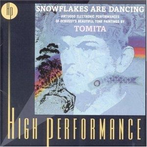 Snowflakes Are Dancing album cover