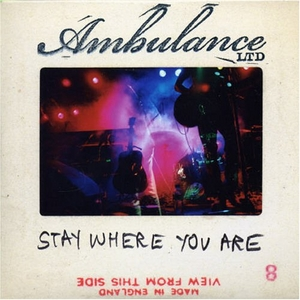 Stay Where You Are (Single) album cover