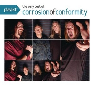 Playlist: The Very Best Of Corrosion Of Conformity album cover