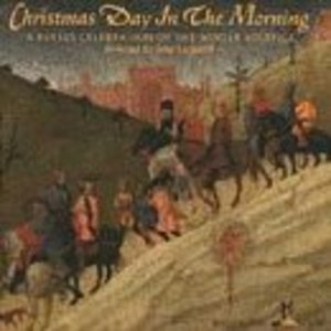 Christmas Day In The Morning album cover