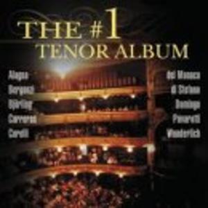 The #1 Tenor Album album cover