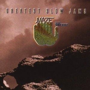 Greatest Slow Jams album cover