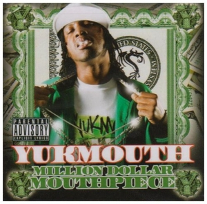 Million Dollar Mouthpiece album cover