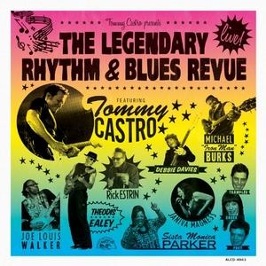 The Legendary Rhythm & Blues Revue: Live! album cover