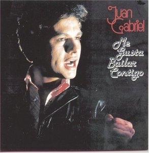 Me Gusta Bailar Contigo album cover