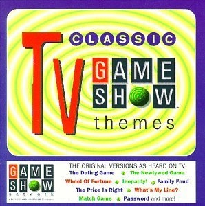 Classic TV Game Show Themes album cover