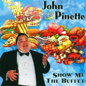 Show Me The Buffet album cover
