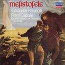 Boito: Mefistofele album cover