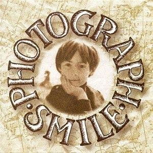Photograph Smile album cover