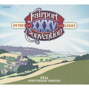 On The Ledge: 35th Anniversary Concert album cover