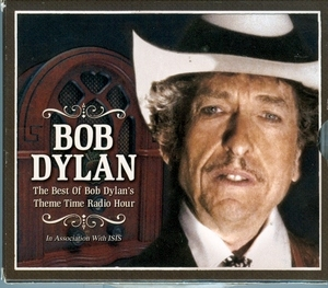 Best Of Bob Dylan's Theme Time Radio Hour album cover