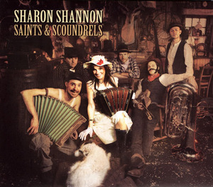 Saints & Scoundrels album cover