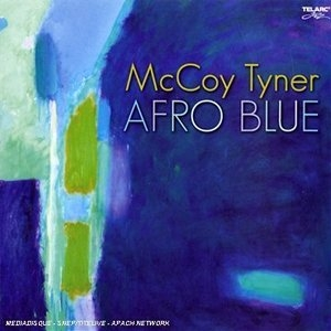 Afro Blue album cover