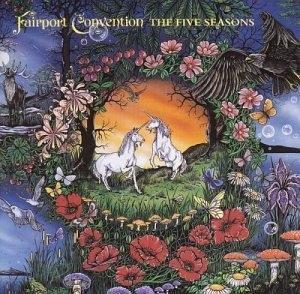 The Five Seasons (Exp) album cover