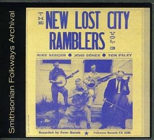 The New Lost City Ramblers, Vol. 3 album cover