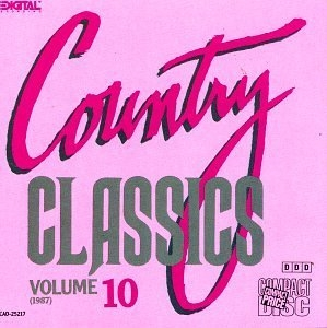 Country Classics Vol.10 album cover