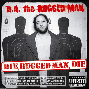 Die, Rugged Man, Die album cover
