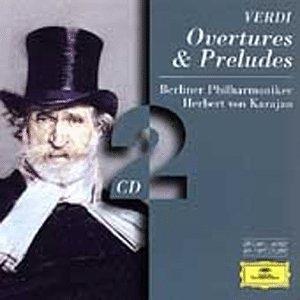 Verdi: Overtures & Preludes album cover