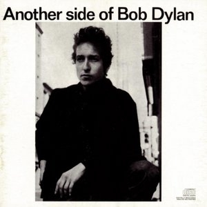 Another Side Of Bob Dylan album cover