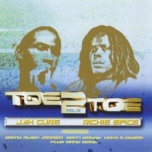 Toe 2 Toe album cover