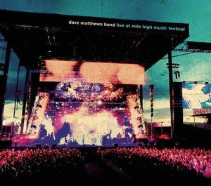 Live At Mile High Music Festival album cover
