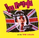 Anarchy Live At The '76 C... album cover
