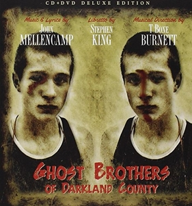 Ghost Brothers Of Darkland County album cover