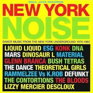 New York Noise: Dance Music From New York Underground album cover