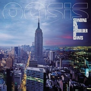Standing On The Shoulder Of Giants album cover