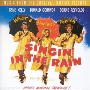 Singin' in the Rain (1952 Film Soundtrack)  album cover