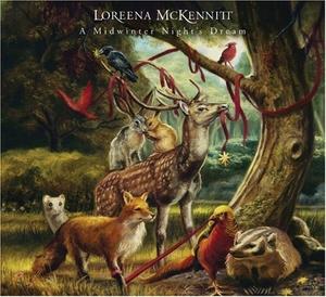 A Midwinter Night's Dream album cover