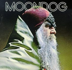 Moondog album cover