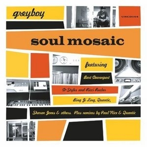 Soul Mosaic album cover
