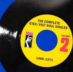 The Complete Stax-Volt Soul Singles Vol.2 album cover