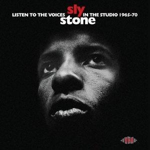 Sly Stone In The Studio 1965-70 album cover