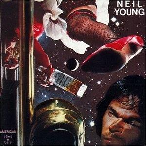 American Stars 'n Bars album cover