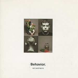 Behavior album cover