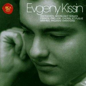 Beethoven, Franck, Brahms album cover
