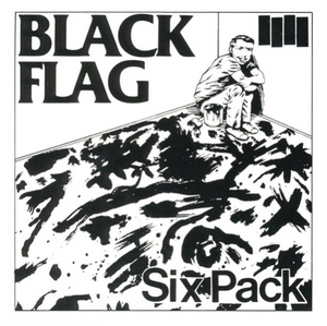 Six Pack EP album cover
